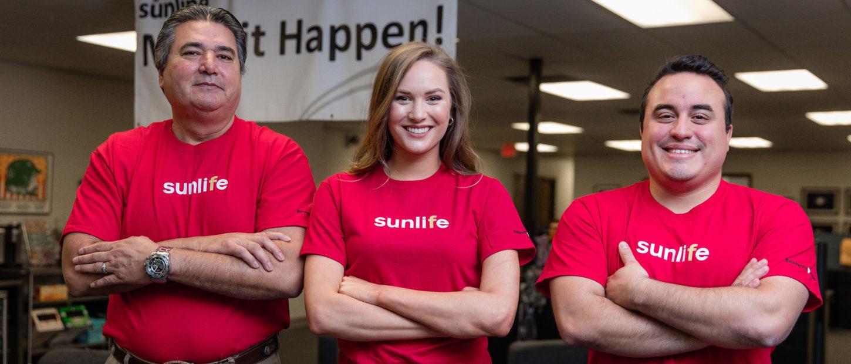 Sunlife team